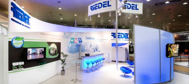 RIEDEL Kältetechnik Messeauftritt Euroblech