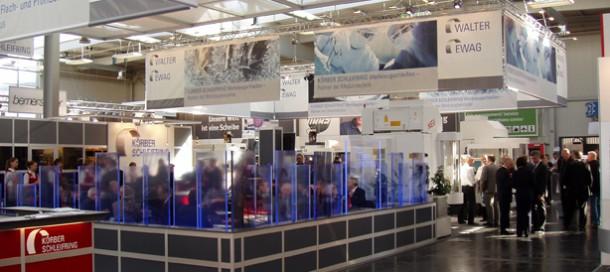 Konzeption und Gestaltung EMO Messestand mit 1.100 qm